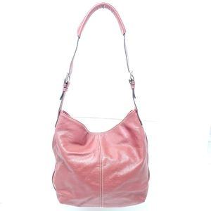 Tignanella Leather Hobo Shoulder bag
